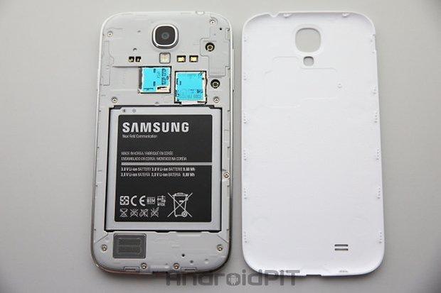 Galaxy s4 battery