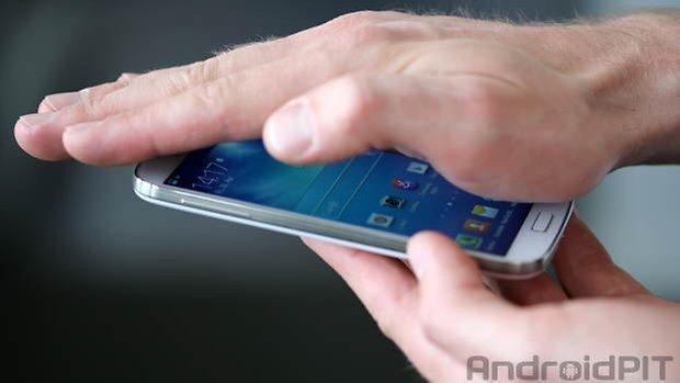 Samsung galaxy s4 mute