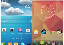 Samsung's Touchwiz Nature UX 2.0 vs. Stock Android 4.2: Which is Best?