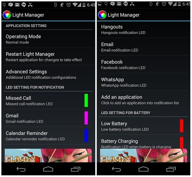 androidpit light manager 1