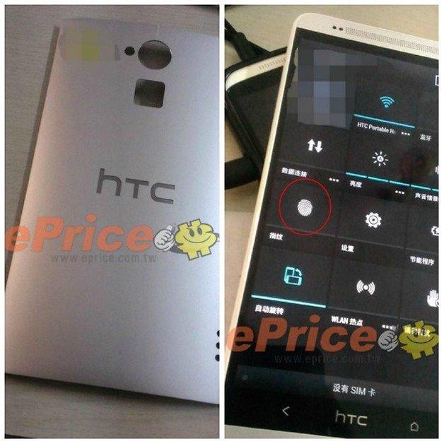 androidpit htc one max fingerprint scanner