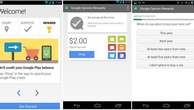 How to get free Google Play Store credit