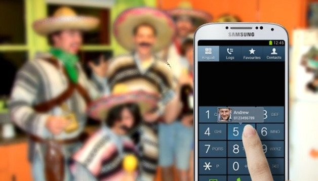 How to send a group SMS on the Galaxy S4 and other Samsung devices