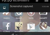 How to take a screenshot with the Nexus 5