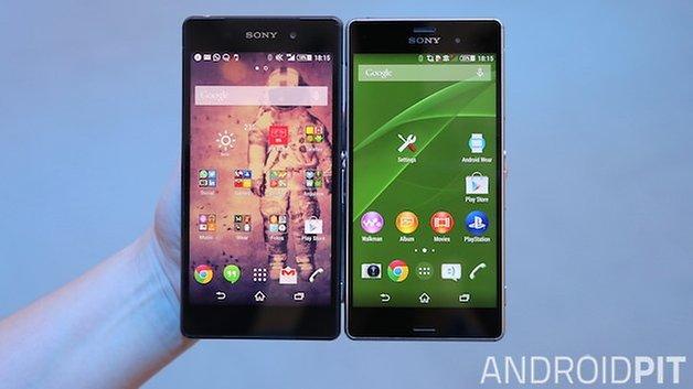 androidpit sony xperia z3 xperia z2 1