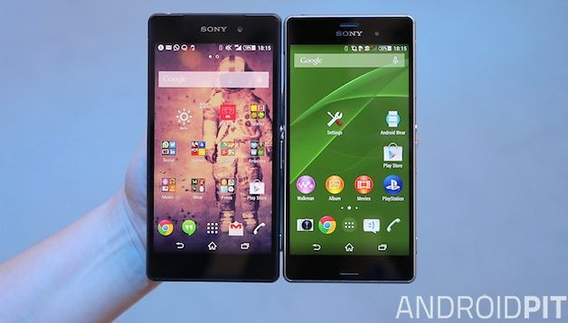 Sony Xperia Z3 vs Sony Xperia Z2: an unnecessary update?