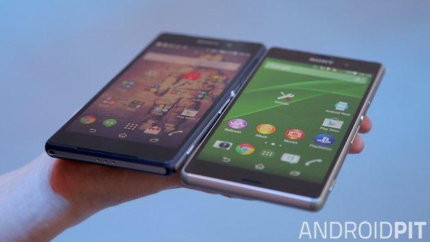 androidpit sony xperia z3 xperia z2 2