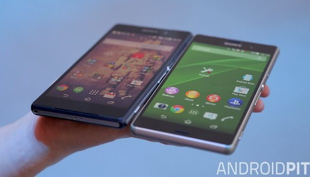 Sony Xperia Z3 vs Sony Xperia Z2: an unnecessary update? | AndroidPIT