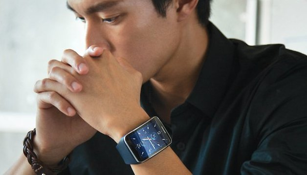 Samsung's new smartwatch is the Samsung Gear S - and it's not running Android
