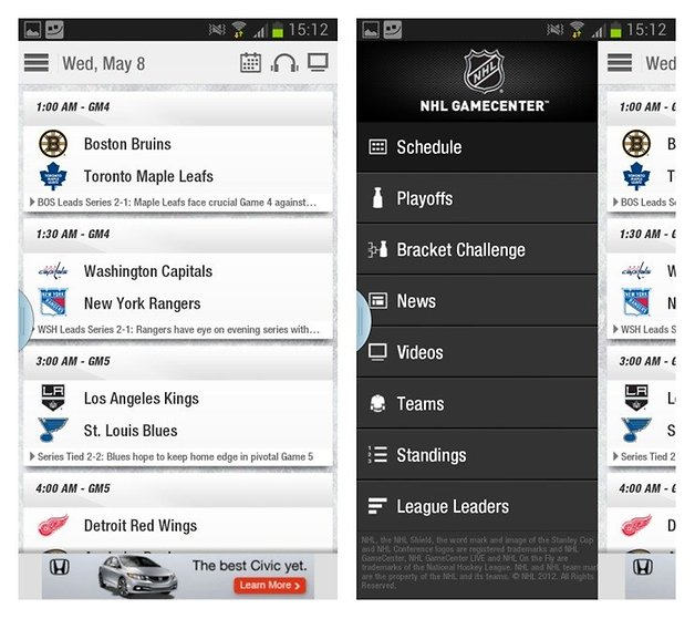 nhl apps 1