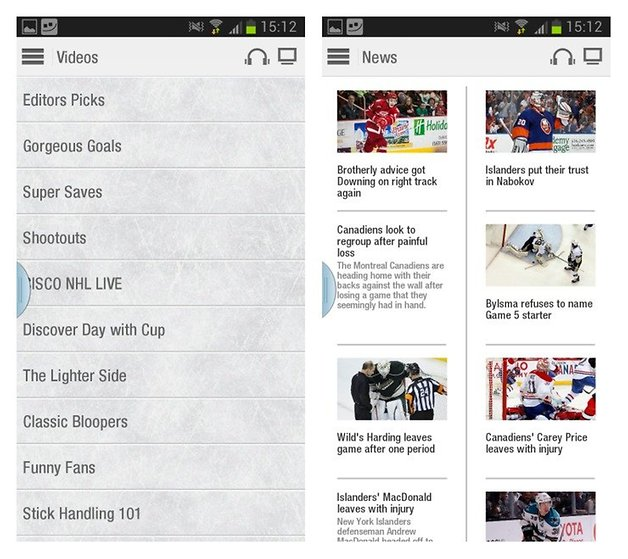 nhl apps 2