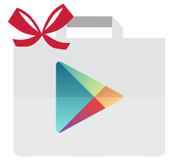 androidpit google play card gift