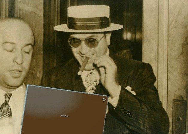 Al Capone tablet