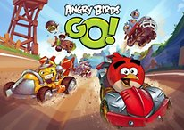 Angry Birds Go: Mario Kart meets Angry Birds coming December 11th