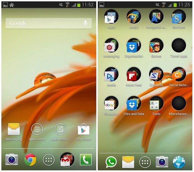 androidpit apex nova homescreen