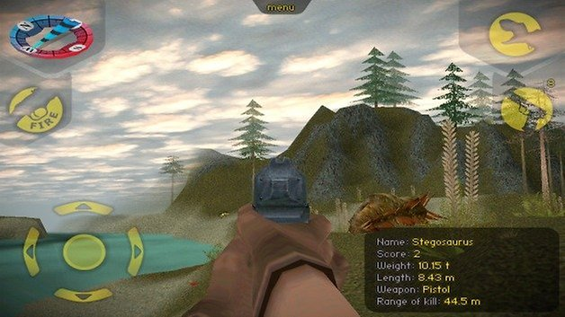androidpit carnivores dinosaur hunter 3