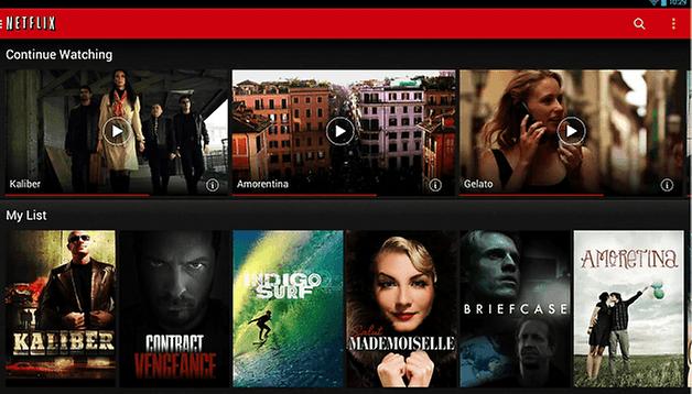 Netflix ignora a España en sus planes europeos