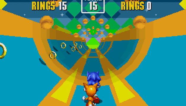 Sonic The Hedgehog 2: 16-bit, re-mastered & full of surprises