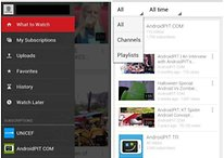 YouTube Update: New intuitive functions, fixes & user interface