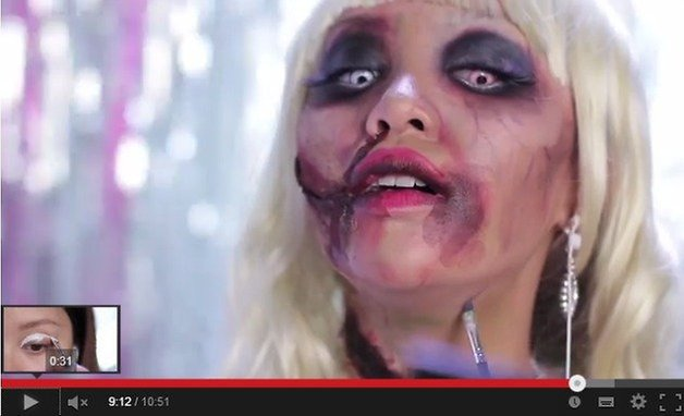 androidpit youtube zombie barbie