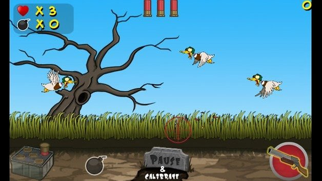 androidpit zombie duck hunter 2