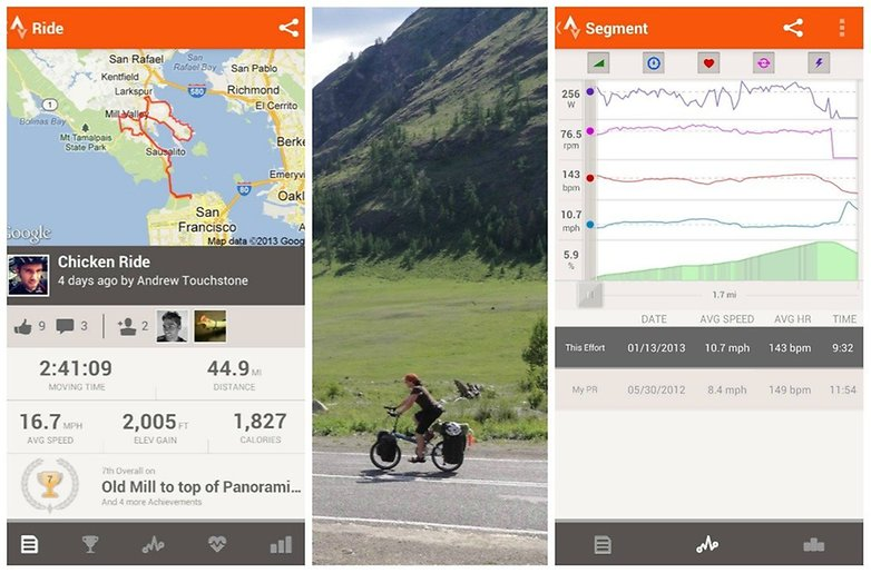 strava cycling bigger