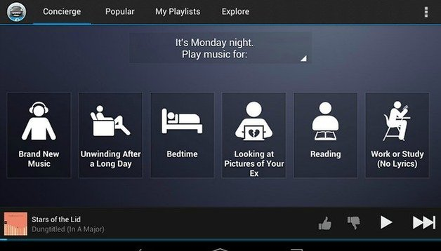 Google acquires streaming music service Songza