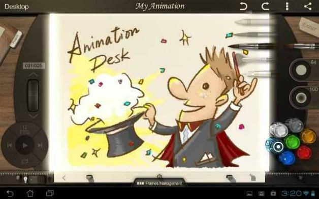 Animation Sketch Amp Draw Create Your Own Cartoons