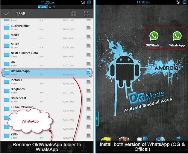 androidpit ogwhatsapp 4