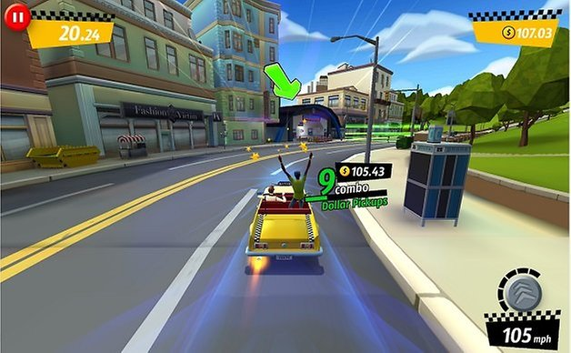 androidpit crazy taxi city rush