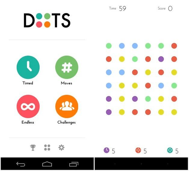 androidpit dots