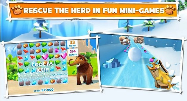 androidpit ice age adventures