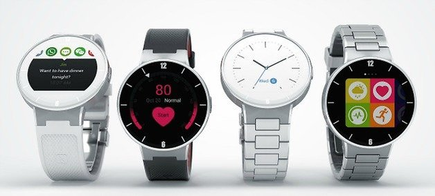 alcatel smartwatches watch
