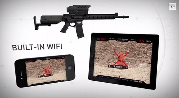 tracking point guns app