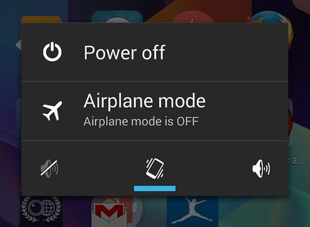 androidpit airplane mode