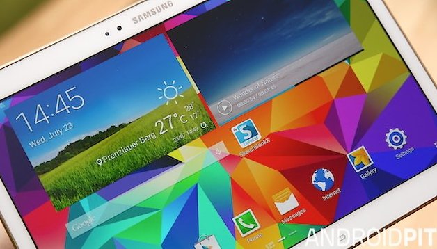 Samsung Galaxy Note v. Pro vs Tab S: quale comprare?