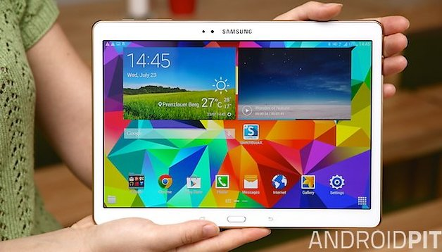 Samsung Galaxy Tab S 10.5 review: super thin and dazzling