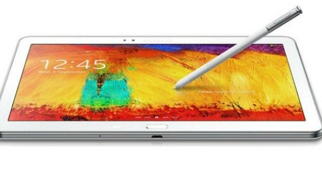 Galaxy Note Pro confirmed specs and benchmark test revealed