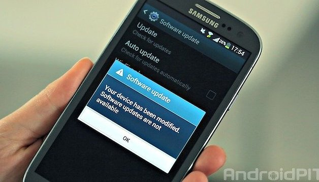 How to root the Galaxy S3 to get a newer version of Android