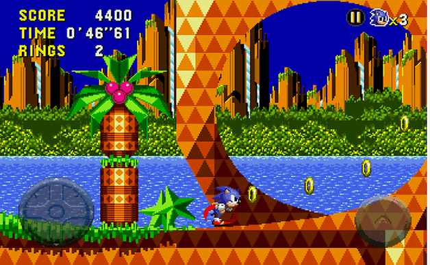 androidpit sonic cd 1