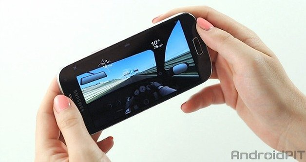 galaxy s4 mini real racing 3 watermark