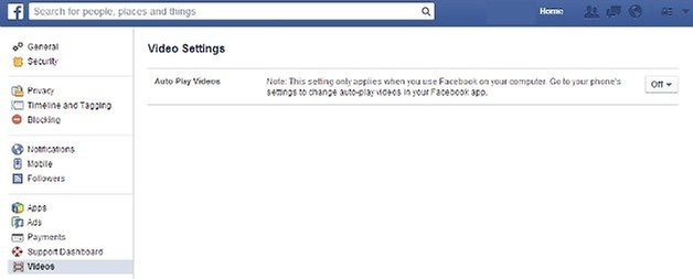 androidpit facebook web settings