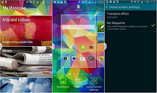 androidpit galaxy s5 remove my magazine 1