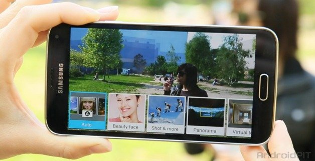 Samsung Galaxy S5 camera: the best features for quality pics ...
