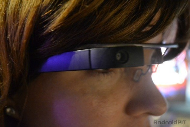 AndroidPIT google glass loie 2