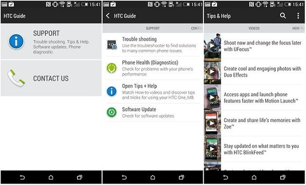 androidpit htc one n8 setup 10