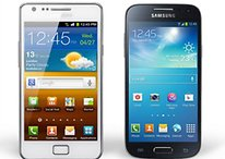 Galaxy S4 mini vs Galaxy S2: Samsung generation gap