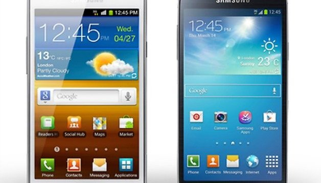 Galaxy S4 mini vs Galaxy S2: Samsung generation gap