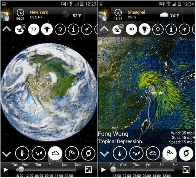 androidpit meteo earth 1