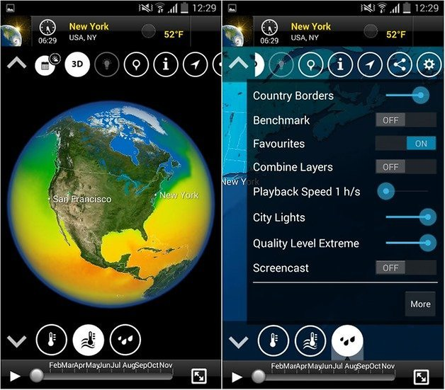 androidpit meteo earth 3